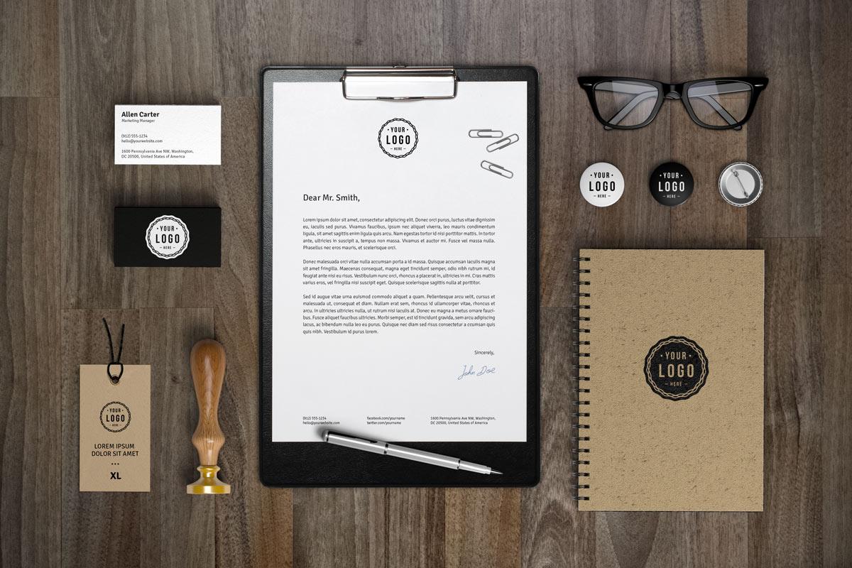 legal corporate identity